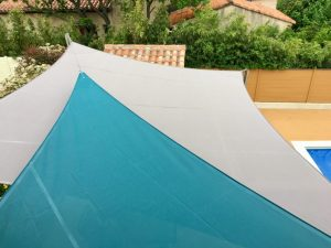 voile d'ombrage Six Fours