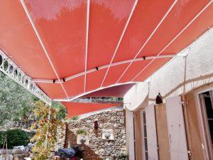 voiles d'ombrage La Cadière d'Azur